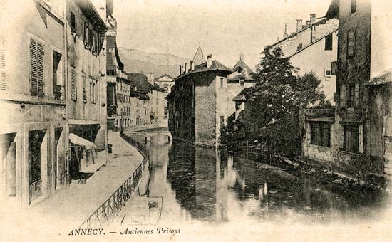 Annecy rencontres amicales